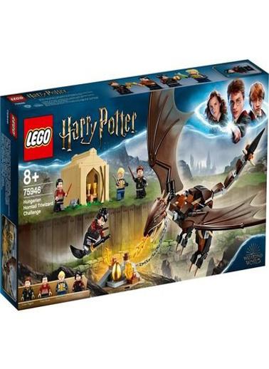 Lego LEGO Harry Potter Macar Boynuzkuyruk Üç Büyücü Turnuvası Renkli
